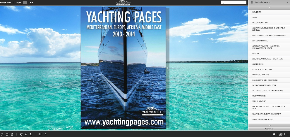 Yachting Pages Digibooks now out
